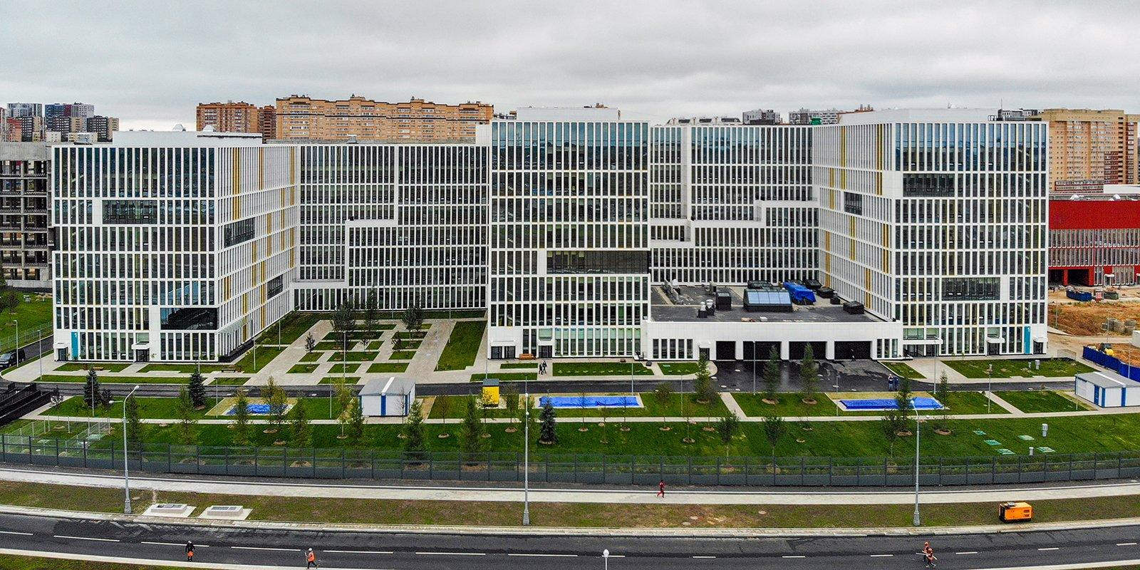 Медицинский центр «Новомосковский»