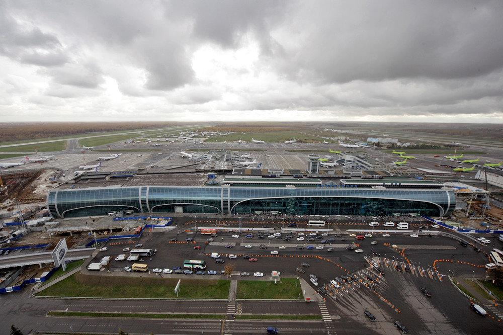 Аэропорт Домодедово Терминал 2